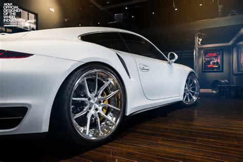 911 Turbo S Wheels by Porsche 991 Turbo S Adv5 0 Track Spec Cs Brushed Aluminum