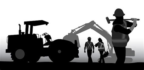 Construction Endless Repairs Stock Illustration - Download ...