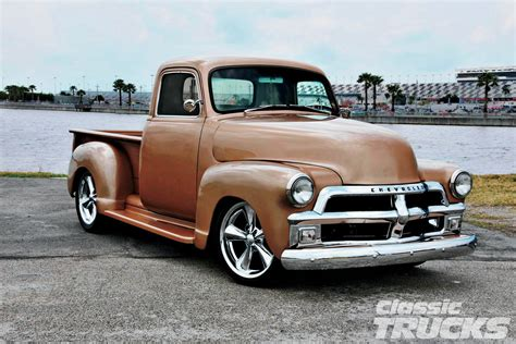 1954 Chevy 3100  Back From The Brink  Hot Rod Network