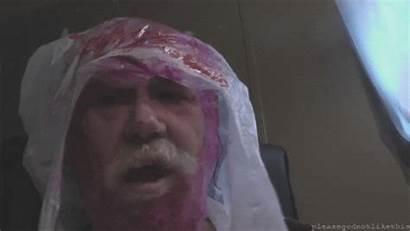 Grandpa Crazy Gifs Giphy Angry Via