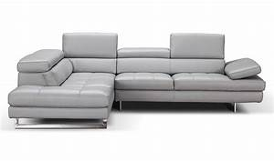 ashfield modern light grey fabric sectional sofa light With ashfield modern light grey fabric sectional sofa