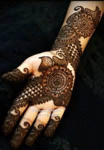 Latest Arabic Mehndi Designs Collection 2017 For Women ...