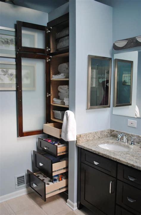 bathroom linen closet ideas bathroom built in closets master bathroom updated x post from decorating bathrooms forum