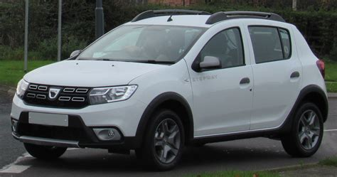 File2017 Dacia Sandero Stepway Laureate Tce Facelift