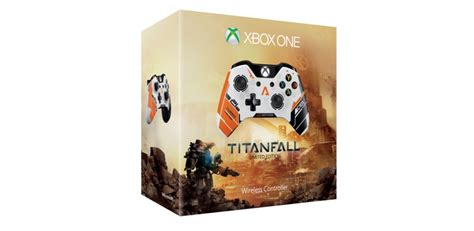 titanfall xbox one limited edition wireless controller