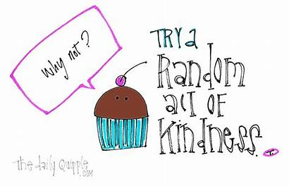 Kindness Acts Random Daily Act Easy Week