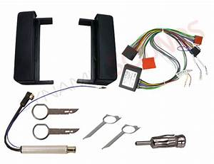 Full Bose Car Cd Stereo Fitting Kit Fascia  Wiring Harness