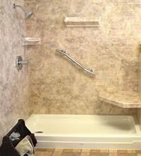 how to tile shower walls Acrylic Shower Walls vs. Tile Shower Walls