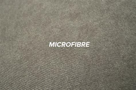 canapé tissu microfibre tissu polyamide dã finition