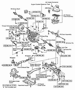 90 4runner Manual Transmission Diagram
