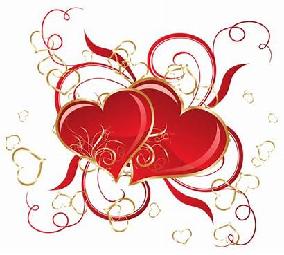 Transparent Hearts Heart Clip Decoration Clipart Romantic