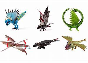 How to Train your Dragon 2 Power Action Dragons ...
