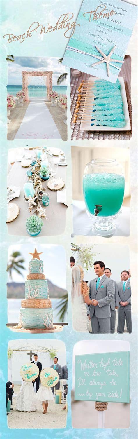 beach weddings ideas  pinterest beach