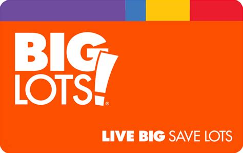Plus, you get online account access 24 hours a day. Big Lots Credit Card - Manage your account