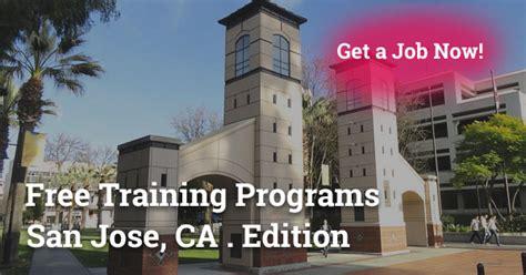 training programs  san jose ca   job fast