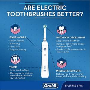The Benefits Of Electric Toothbrush Vs  Manual  U2022 Dr