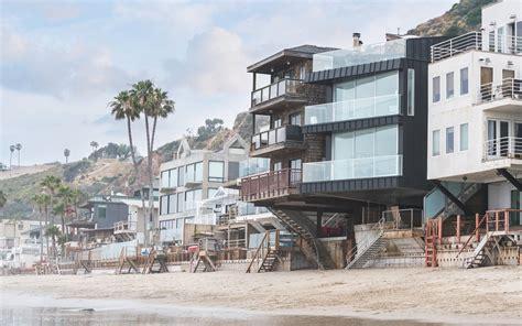 sustainably designed malibu beach house