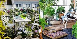 Jardin Et Balcon : decoration petit jardin exterieur interesting awesome ~ Premium-room.com Idées de Décoration