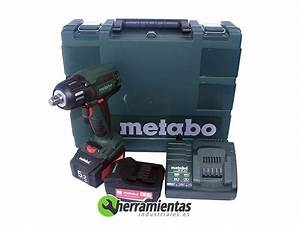 Metabo Ssw 18 Ltx 400 Bl : atornillador percutor metabo ssw 18 ltx 400 bl malet n ~ Kayakingforconservation.com Haus und Dekorationen