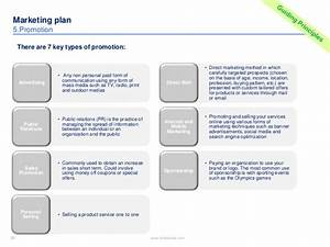 marketing plan template in powerpoint With sponsorship marketing plan template
