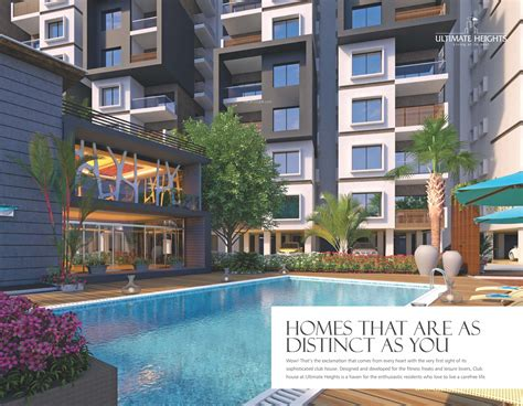 1056 Sq Ft 3 Bhk 3t Apartment For Sale In Ultimate