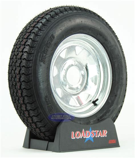 Boat Trailer Tires On by St175 80d13 Boat Trailer Tire On A Galvanized 5 Bolt Wheel