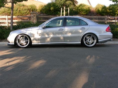 PIC REQUEST: w211's slammed or lowered :) - MBWorld.org Forums