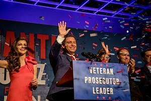 Intersection: Ron DeSantis Sworn In As Florida's 46th ...