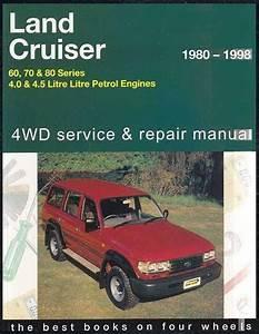 Toyota Land Cruiser 60  70  80 Series 1980