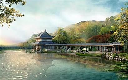 Japanese Scenery Asian Wallpapers Various Wallpapersafari Code