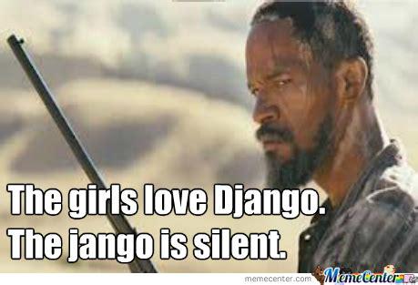 Django Meme - django by fey meme center