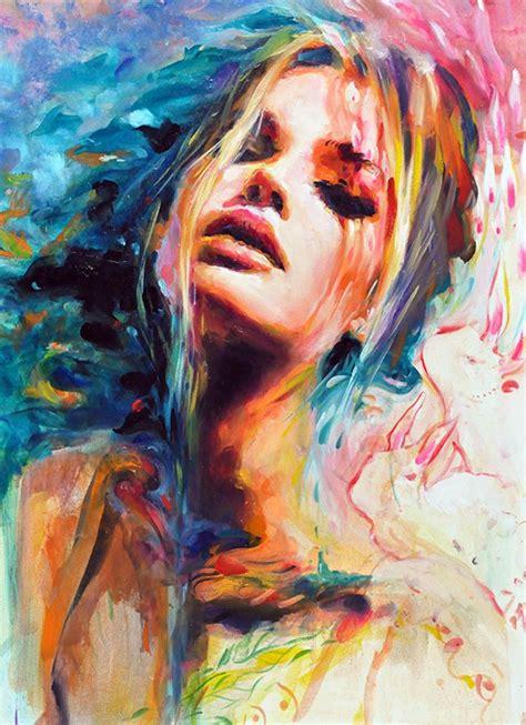 """evelyn""  Charmaine Olivia, Oil On Panel, 2012"