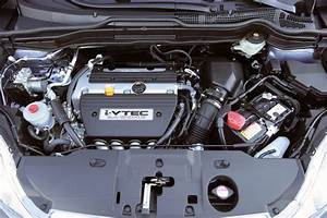 2007 Honda Cr-v Ex-l 2 4l 4-cylinder Engine