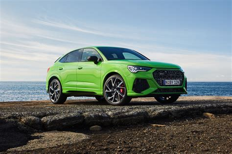 REVIEW: 2020 Audi RSQ3 Sportback; the high-riding hot ...