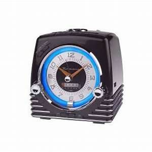 Ford thunderbird retro neon alarm clock
