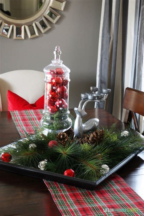 top christmas centerpiece ideas   christmas