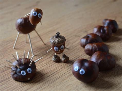 23 Geniale Inspirationen Für Die Verwendung Von Kastanien