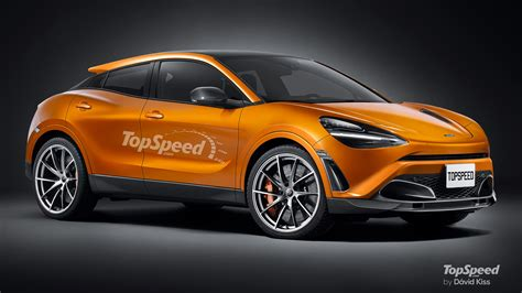 mclaren suv top speed