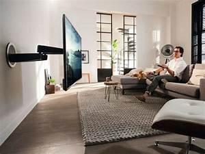 Elektrische Tv Deckenhalterung : vogels next 7355 elektrische tv wandhalterung 65zoll fernsehhalterung ~ Orissabook.com Haus und Dekorationen