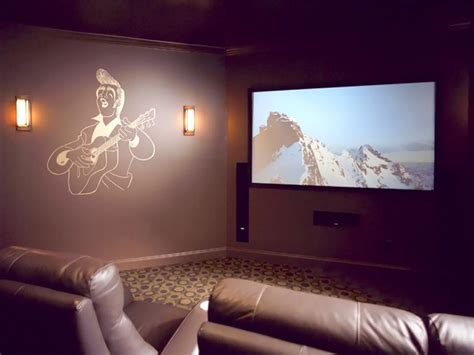 Dreamy High-end Home Theaters