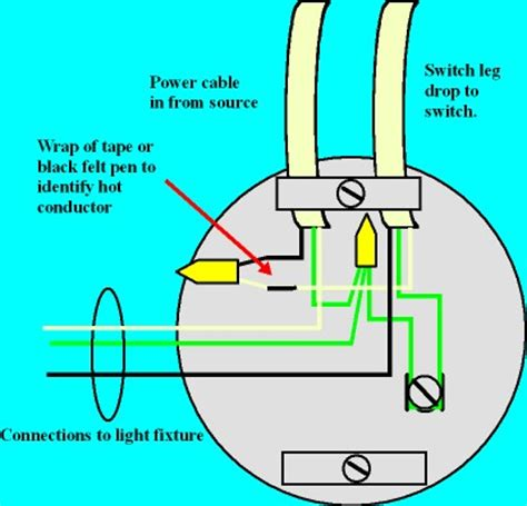 Outlet Switch Wiring Diagram Diagosis