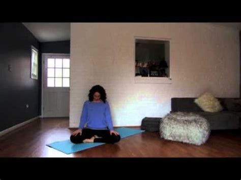 Quick Yoga Flow for Release of Neck and Shoulder Tension ...