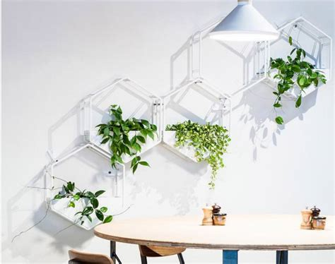 small kitchen interiors wabe wall planter is vertical garden solution for