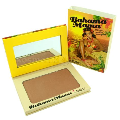 bahama 7 08g the balm bahama bronzer cosmetics false eyelashes