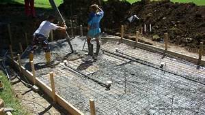 Bodenplatte Selber Machen : bodenplatte fundament f r einen pool erstellen pool ~ Whattoseeinmadrid.com Haus und Dekorationen