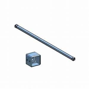 Barre De Defense Fenetre : barre d 39 appui de fen tre carr e inox bross section 40 x 40 mm ~ Edinachiropracticcenter.com Idées de Décoration