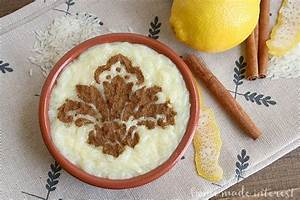 Portuguese Rice Pudding {Arroz Doce} - Home. Made. Interest.