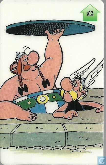 asterix phonecard riches catawiki