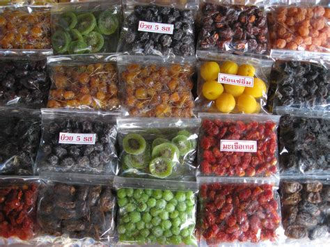 Fresh Dried Fruit in Thailand   Be Well With Arielle