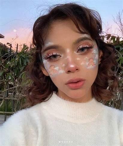 Makeup Aesthetic Angelic Face Pretty Blingnails Beautifulnails